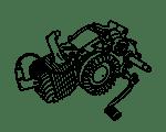 Kreidler - Engine Parts