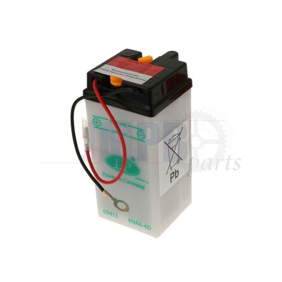 Battery + Acid Yamaha FS1