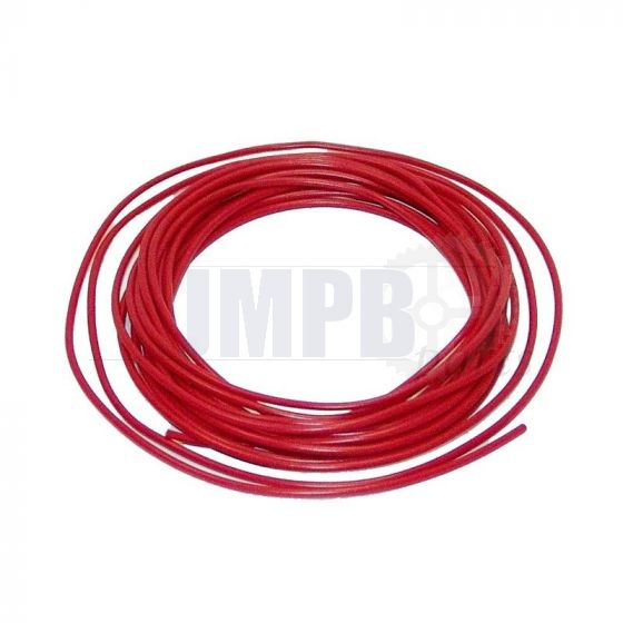 Electric wire 5 Mtr packed - Red