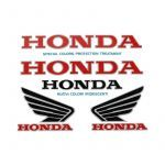 Stickerset Honda Small 5-Parts