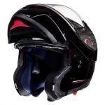 Helmet System MT Atom Gloss Black