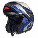 Helmet System MT Atom Transcend SV Blue