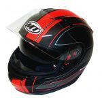 Helmet Integral MT Blade Black/Orange