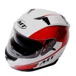 Helmet Integral MT Blade White/Red