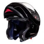 Helmet System MT Atom Gloss Black