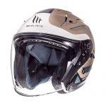 Helmet Jet Avenue Crossroad MT Matt Titanium