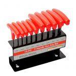 Allen T-Handleset Colour 10 Parts