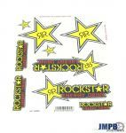 Stickerset Rockstar Energy Big