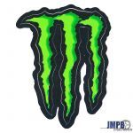 Sticker Monster 16X11.5CM