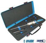 Unior Inner bearing puller 8-Pieces